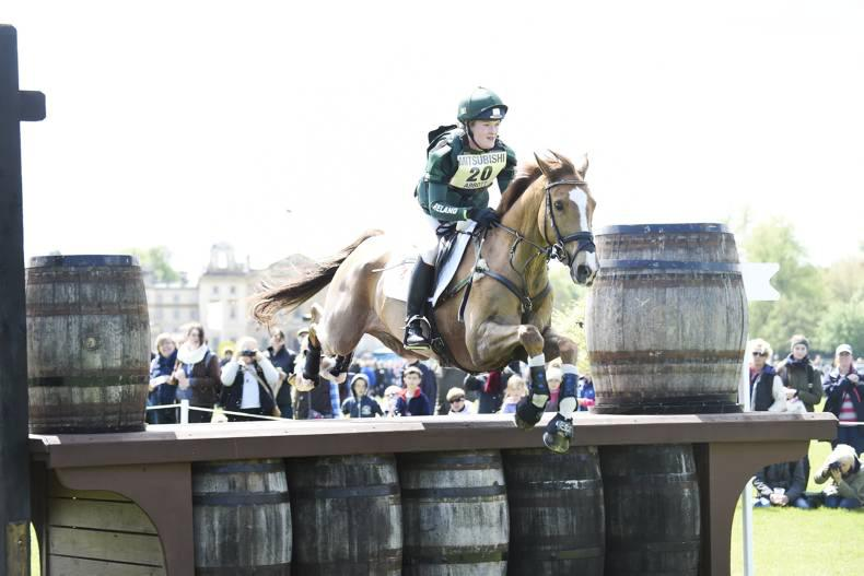 Turner names team for first eventing Nations Cup of the season