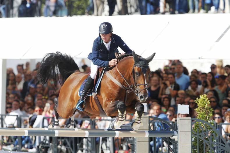 Denis  Lynch climbs 12 places with superb second-place finish today