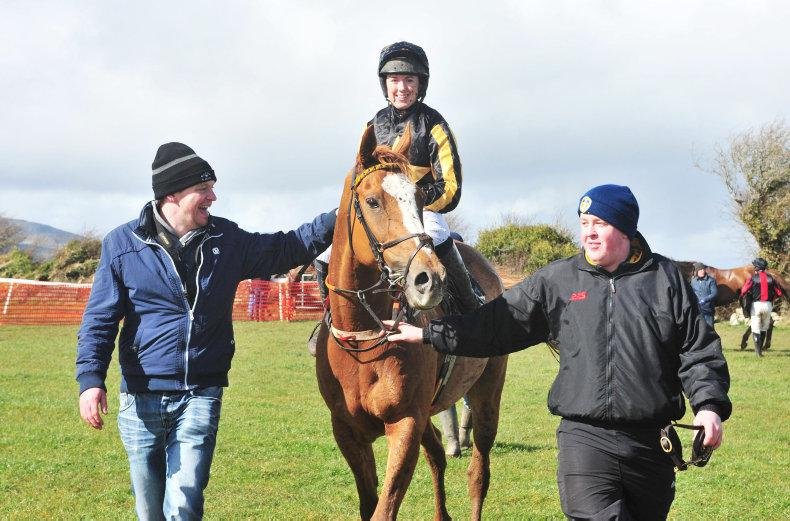 QUAKERSTOWN SUNDAY: Bob gifts Murphy with first win