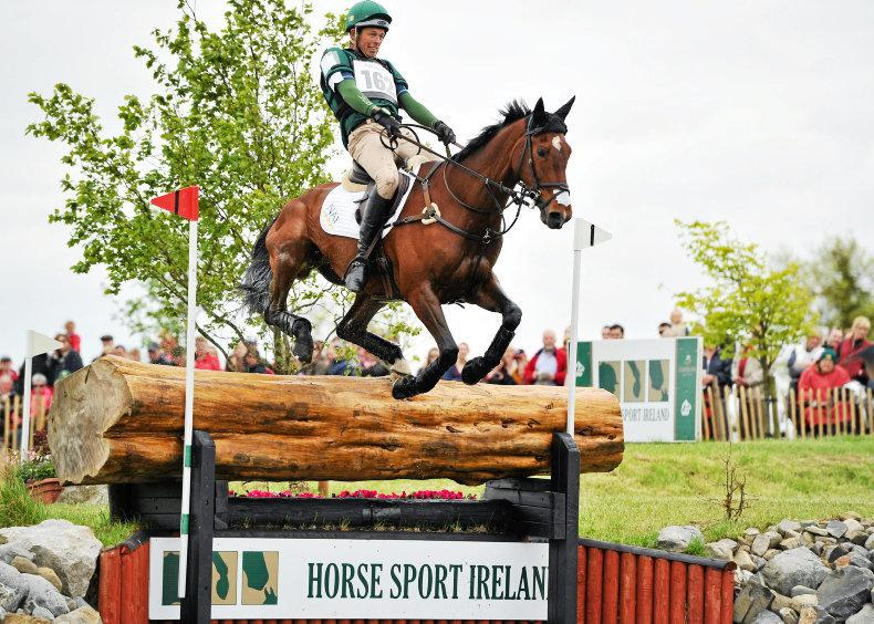 VIDEO: Podium finish for Irish eventing team at Fontainebleau