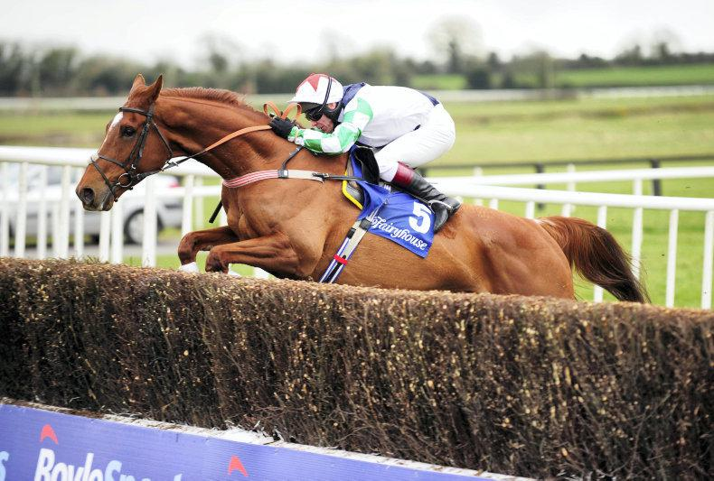 Top result for Kerry Lee as Fairyhouse Gamble pays off in style