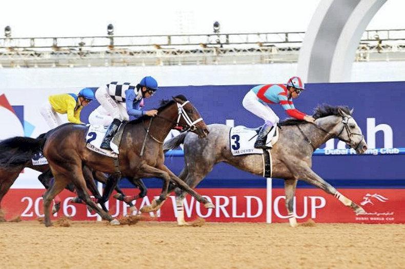 WORLD RACING: Lani heads to Kentucky via Dubai