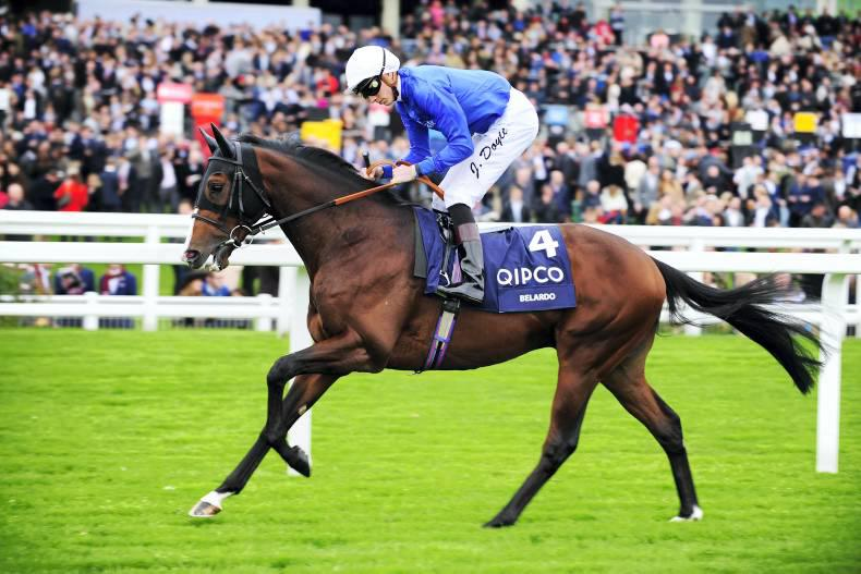 PEDIGREE NOTES: The weekend's flat stakes winners