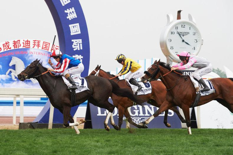 CHINA: Start Right strikes for Zabeel Stables