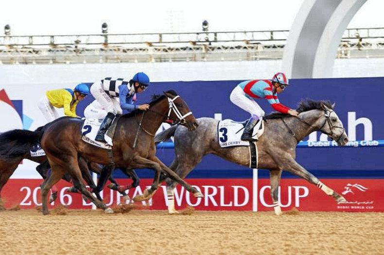 JAPAN: Real Steel and Lani strike for Japan in Meydan
