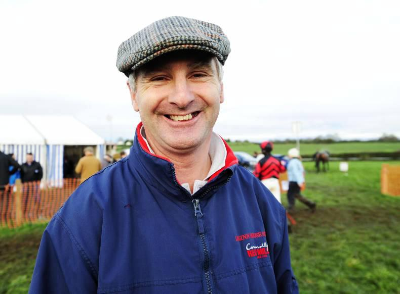 STABLE TOUR: David Christie