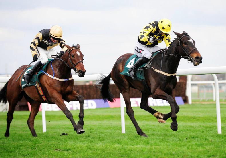 AINTREE FRIDAY: Party Rock wins and Bacardys recompenses Mullins