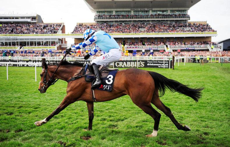 AINTREE FRIDAY: God's Own takes advantage of Vautour spill