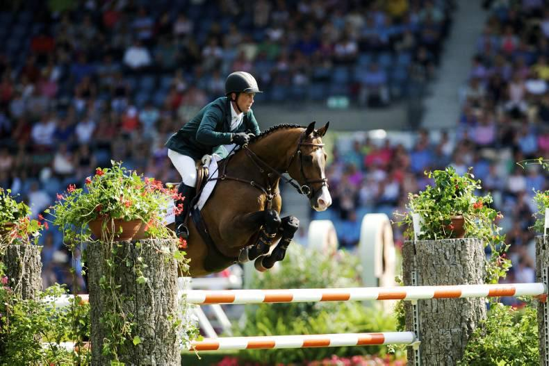 Four podium finishes for Irish show jumpers in Europe and America