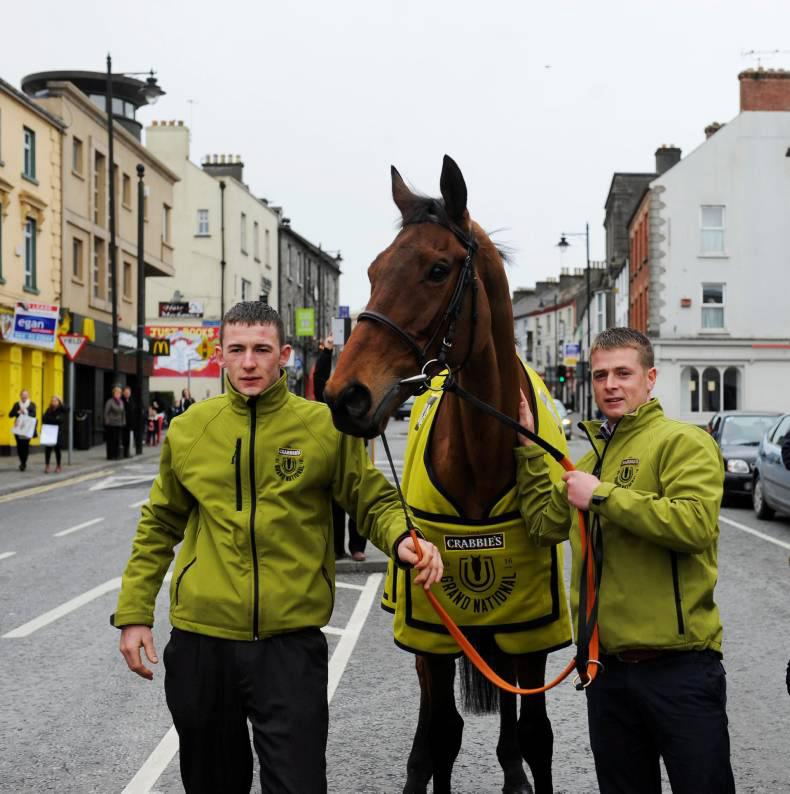 Crowds turn out in Mullingar and Fethard to welcome home National hero