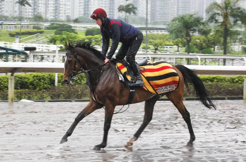 HONG KONG: Highland Reel ready to rock in Hong Kong