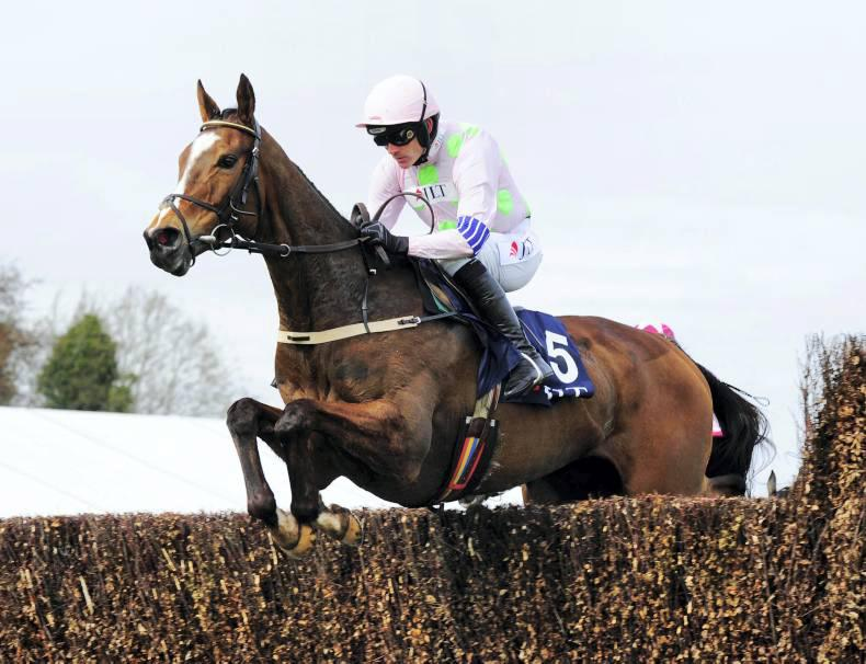 Vautour given Sandown entry by title-chasing Willie Mullins