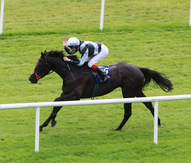 Bocca Baciata hangs on for Listed honours at Gowran