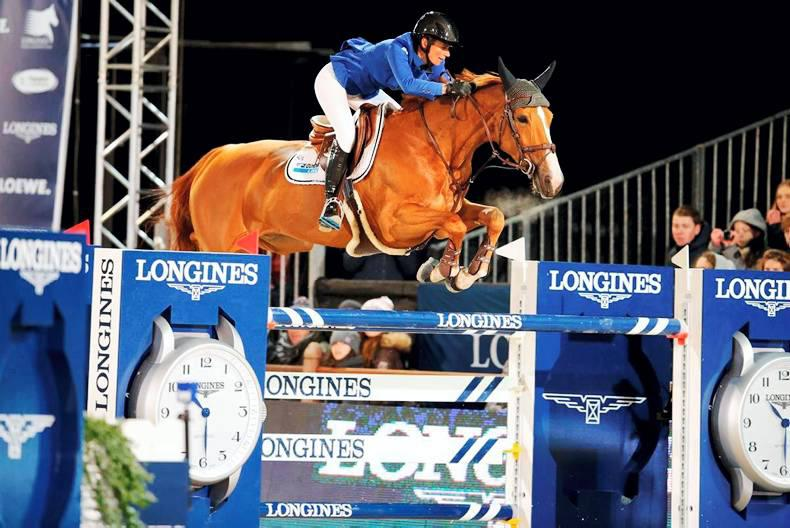 Leprevost sparkles at Antwerp CSI*****