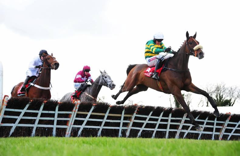 PUNCHESTOWN TUESDAY: God's Own takes Champion Chase prize
