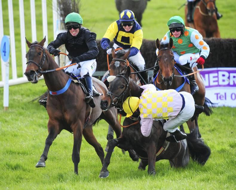 LARGY SATURDAY: Getabird another winner for the high-flying Bowe