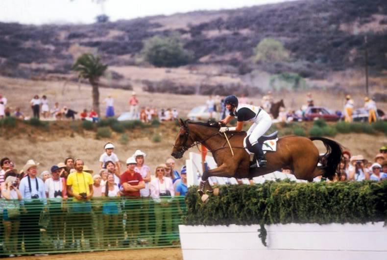 Passing of Olympic event rider Sarah Gordon