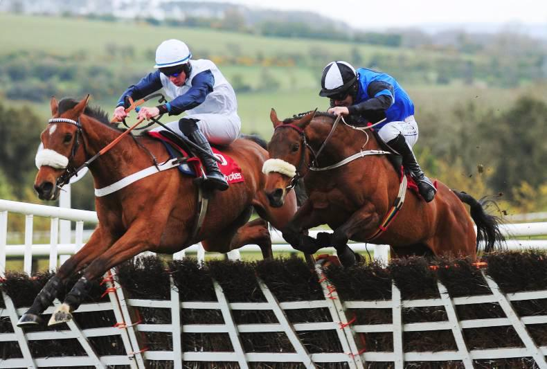 PUNCHESTOWN THURSDAY: Greatrex's One Track Mind for Stayers Hurdle