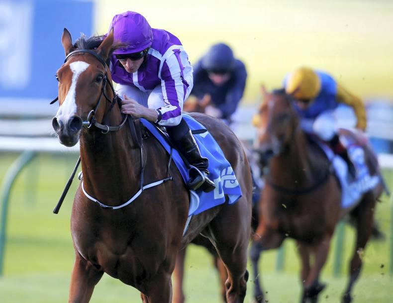 Minding simply destroys 1000 Guineas field at Newmarket
