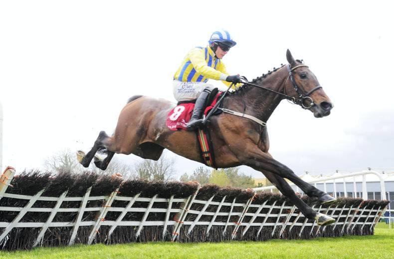 Whiteout is another star mare for Mullins