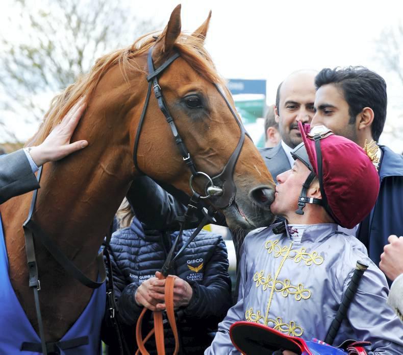 SIMON ROWLANDS: Galileo Gold won't stay Derby trip