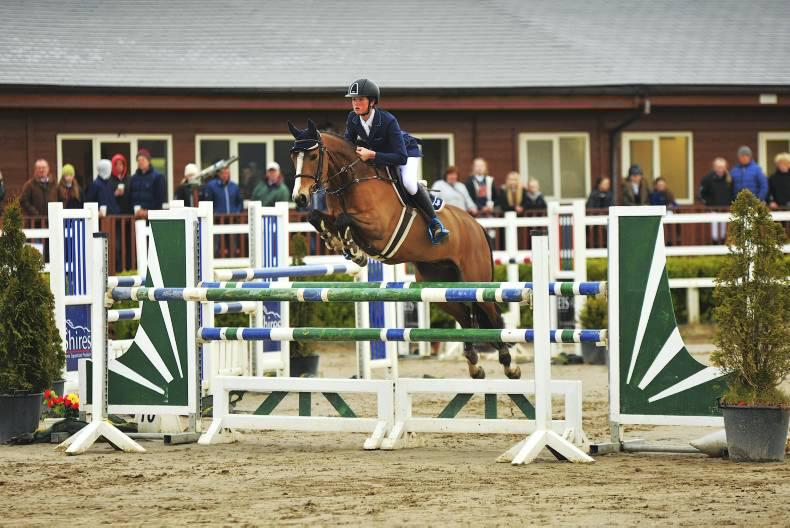 Pony and young riders battle for RDS places