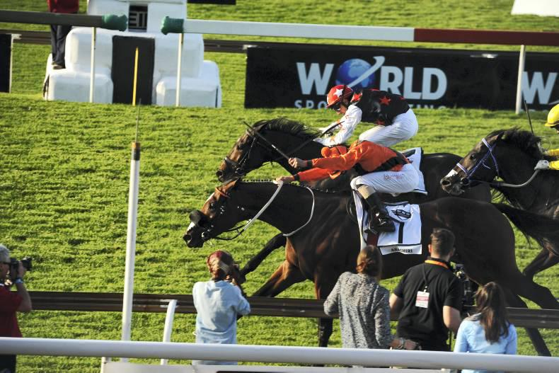 SOUTH AFRICA: Abashiri wins by a whisker