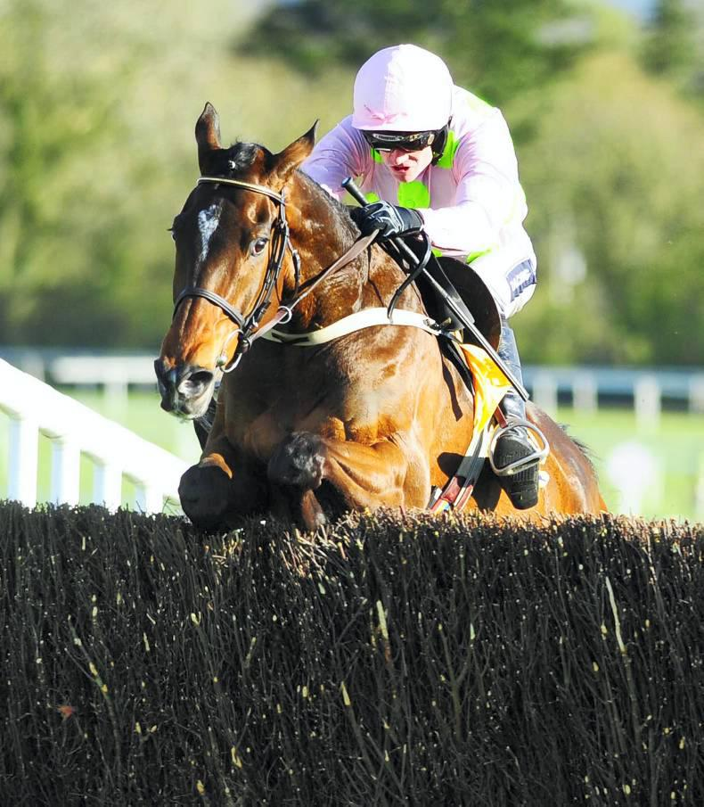 PUNCHESTOWN: Douvan defies festival fatigue