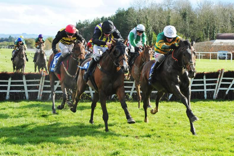 PUNCHESTOWN SATURDAY: Fly hits the spot in Coral Hurdle