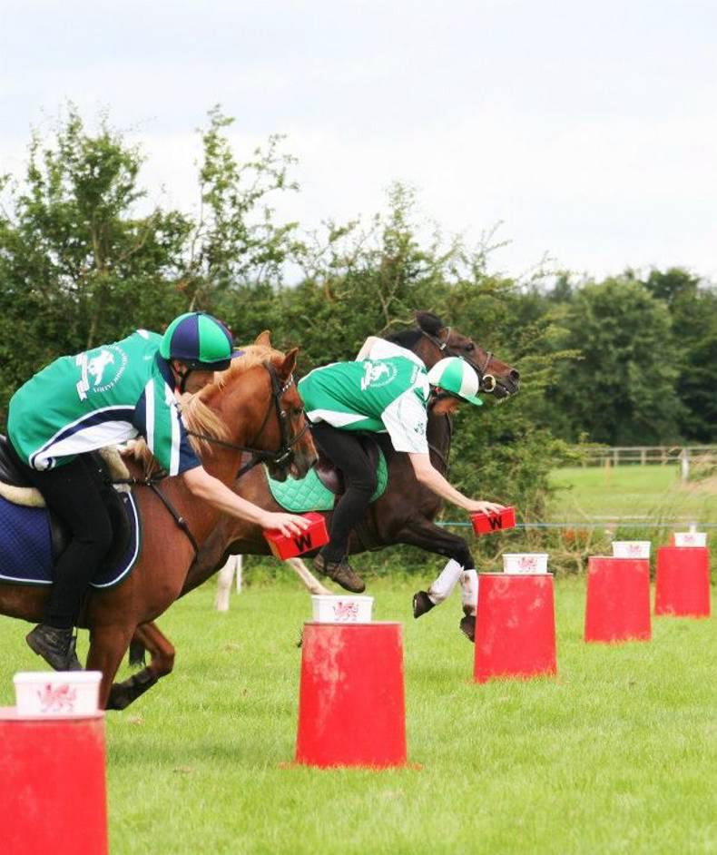 VIDEO: Irish mounted games riders excel at English Championships