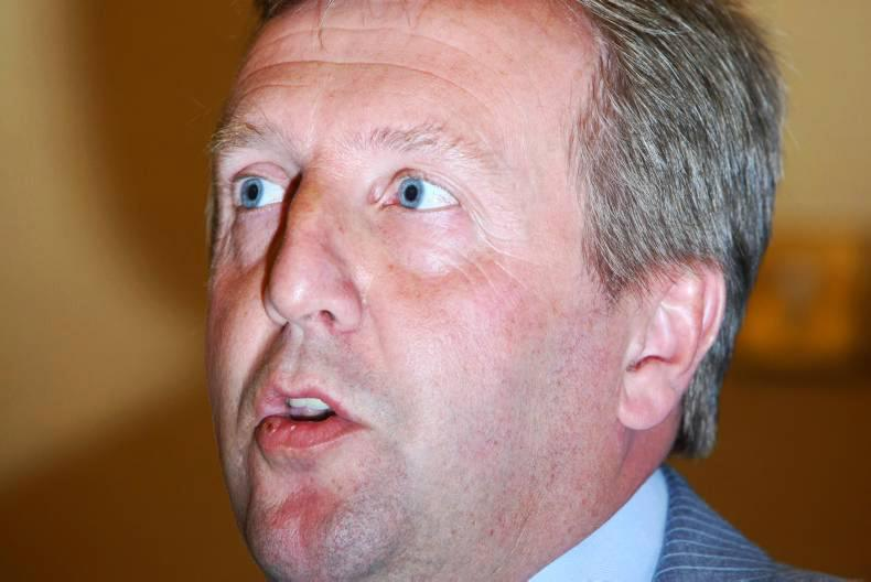Michael Creed is new Minister for Racing