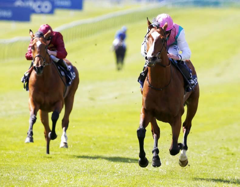 BRITAIN: Exosphere excels as Hobbs pulls up