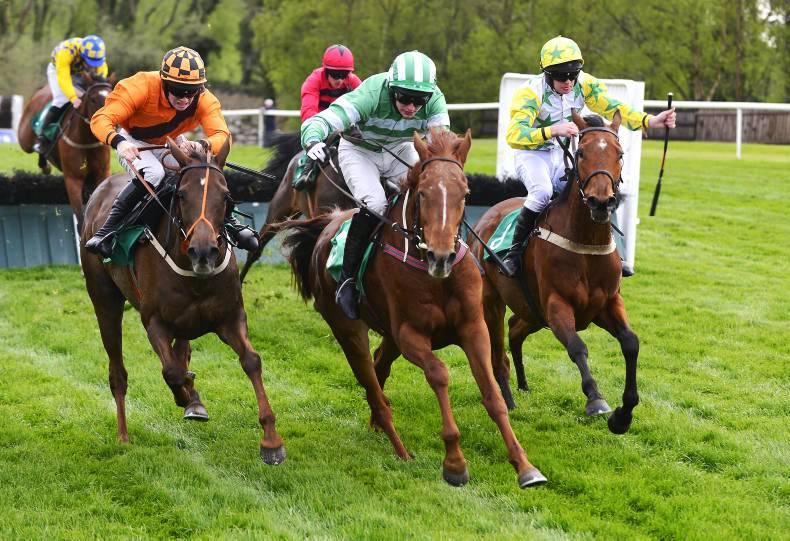 DOWNPATRICK FRIDAY: Mystic Princess crowns McNiff's northern venture