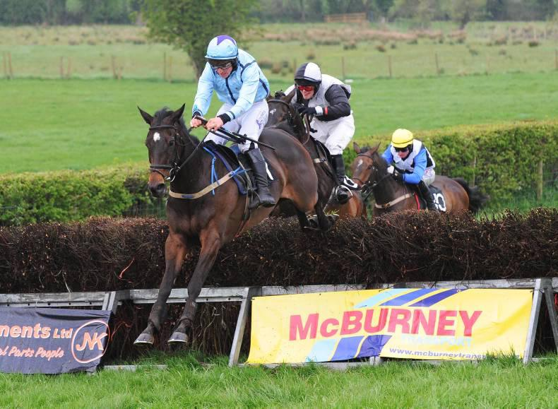 BROUGHSHANE SATURDAY: Team Crawford's double delight