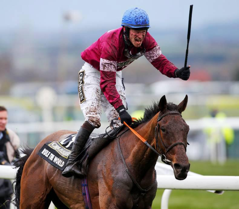 Grand National winner Rule The World is retired