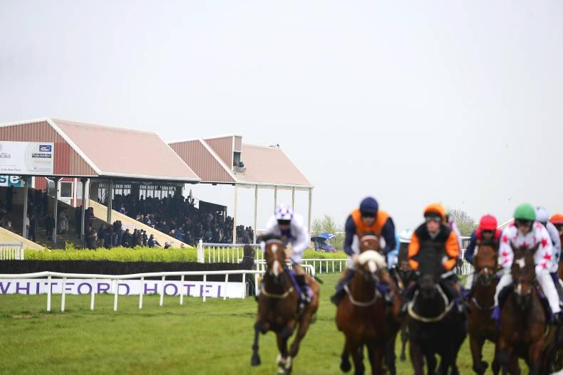 Flat racing at Wexford under review