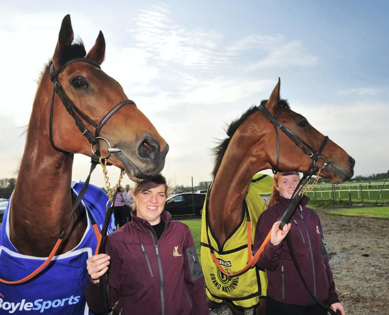 Aintree Grand National winner Rule The World retired