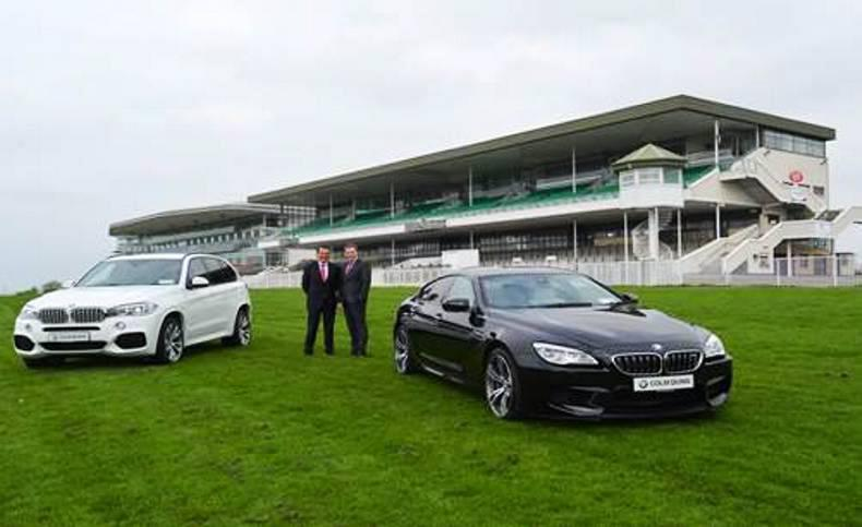 Colm Quinn BMW new title sponsor of Galway Races Tuesday card