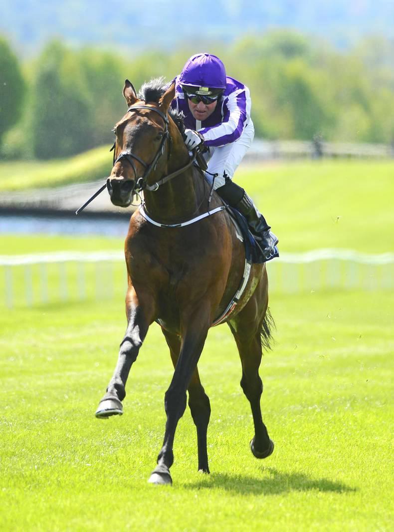 NAVAN SUNDAY: Bondi battles for O'Brien treble