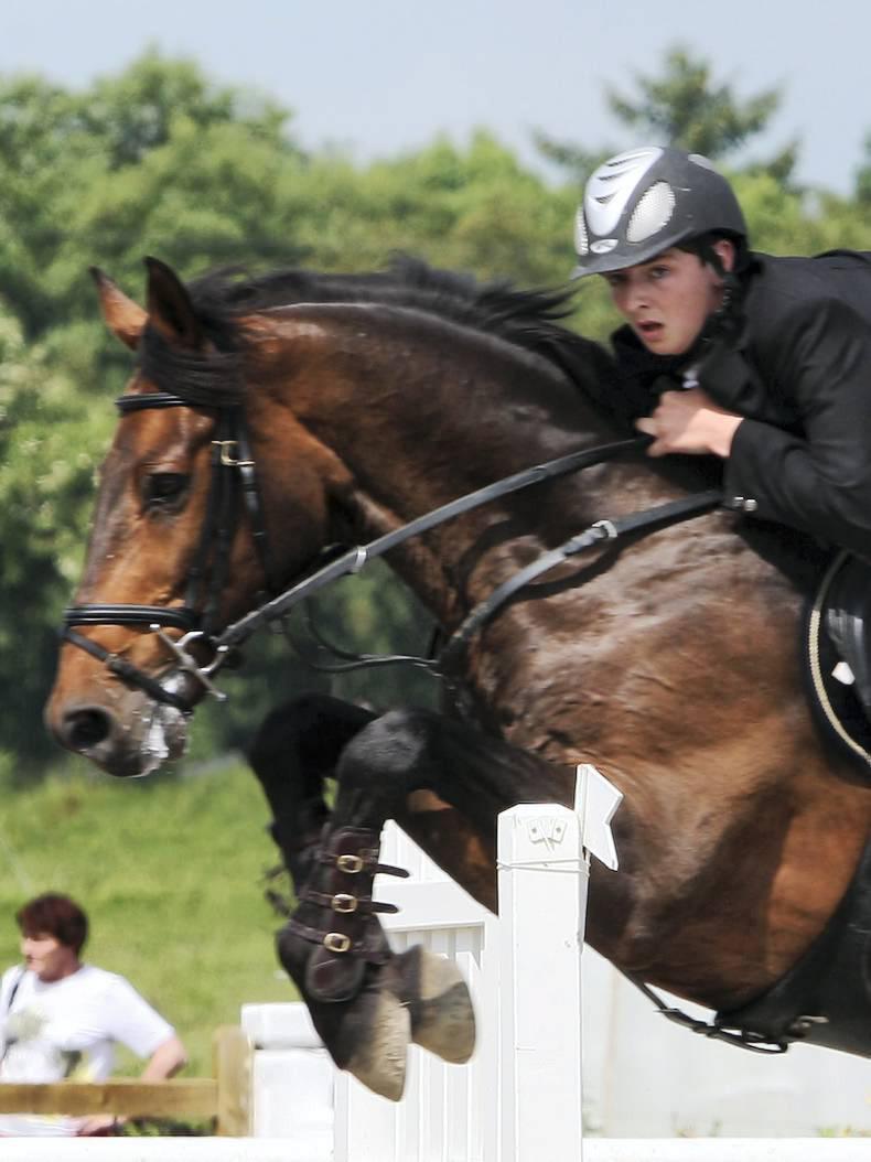 Three Irish riders named on Young Rider Academy team