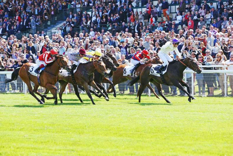 FRANCE: La Cressonniere crowned best filly