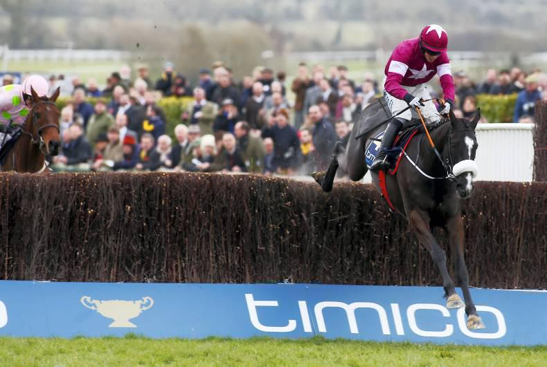NATIONAL HUNT CLASSIFICATIONS:  The Don an undisputed champion