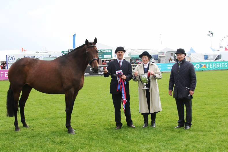 Parkmore Evita lands Wafer double