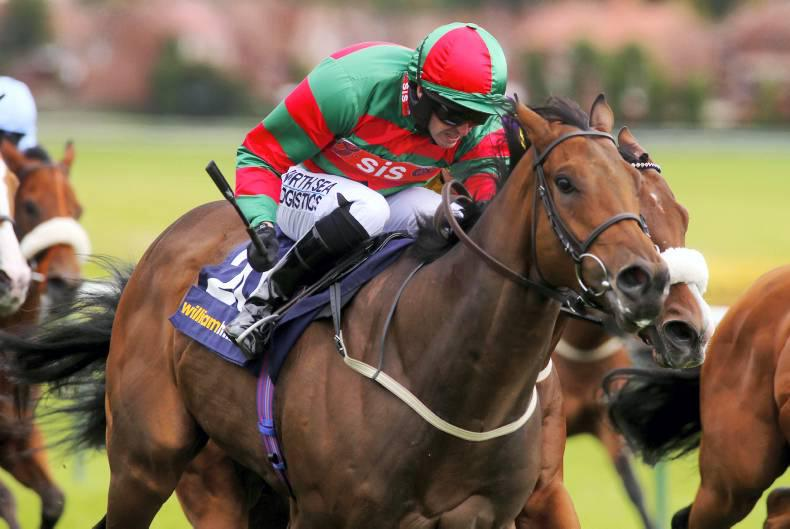 CURRAGH SATURDAY: Don't Touch set to continue winning streak
