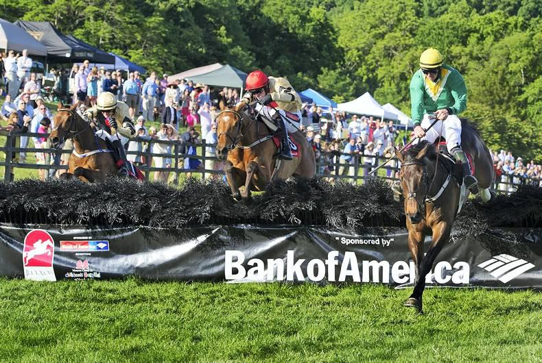 AMERICA: Mullins team won honour and glory