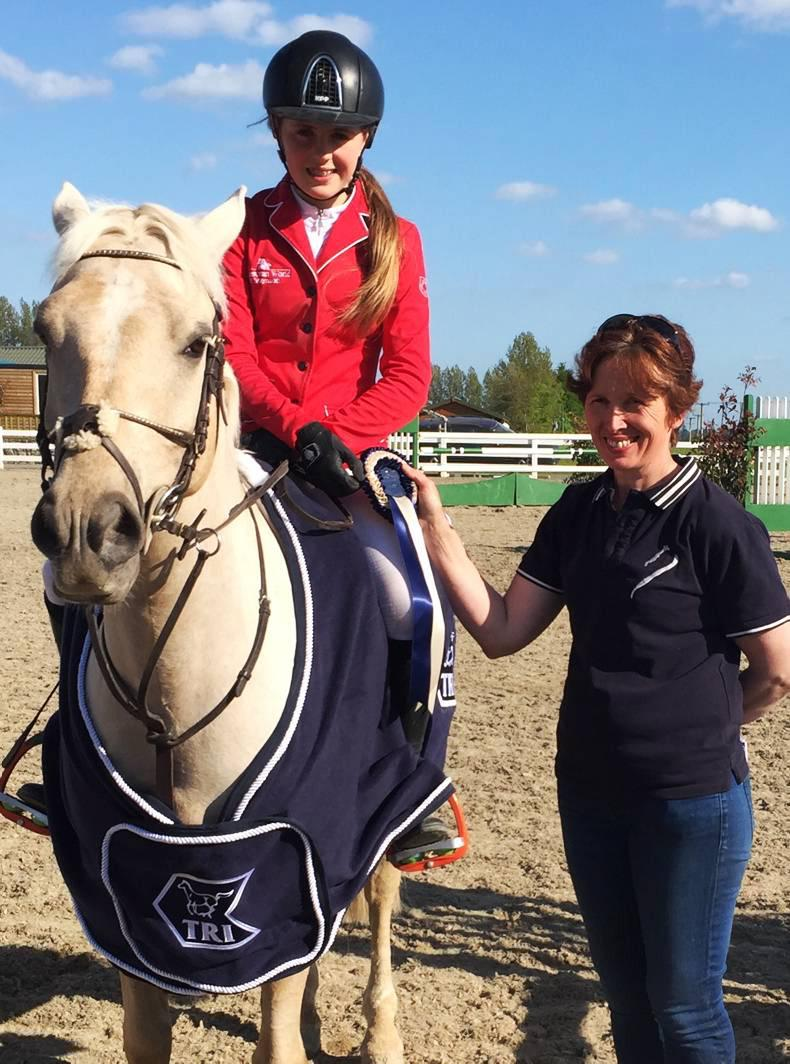PONY TALES: Robyn is double-booked for RDS