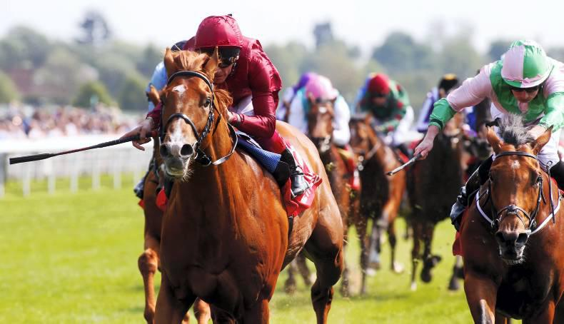 INVESTEC DERBY: Leading Derby players shape up well