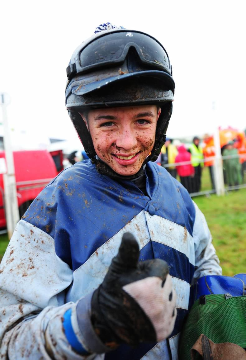 PONY RACING:  O'Keeffe rewarded with Lifford double