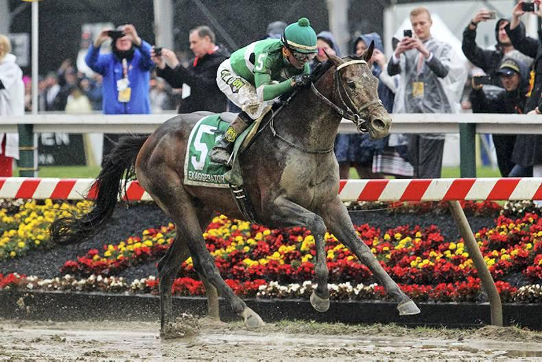 AMERICA: Excellent Exaggerator smashes Triple Crown dreams
