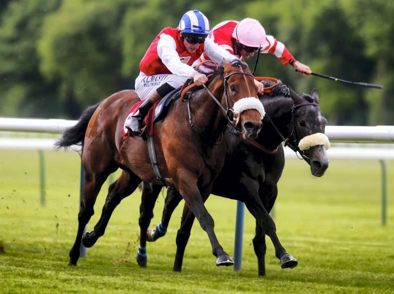 SIMON ROWLANDS: Profitable and Mecca's Angel look promising